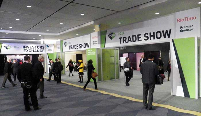 PDAC 2014 Trade show and Investors Exchange